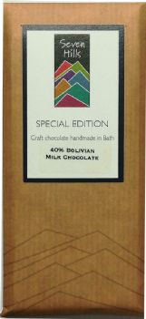40% Bolivian Milk Chocolate